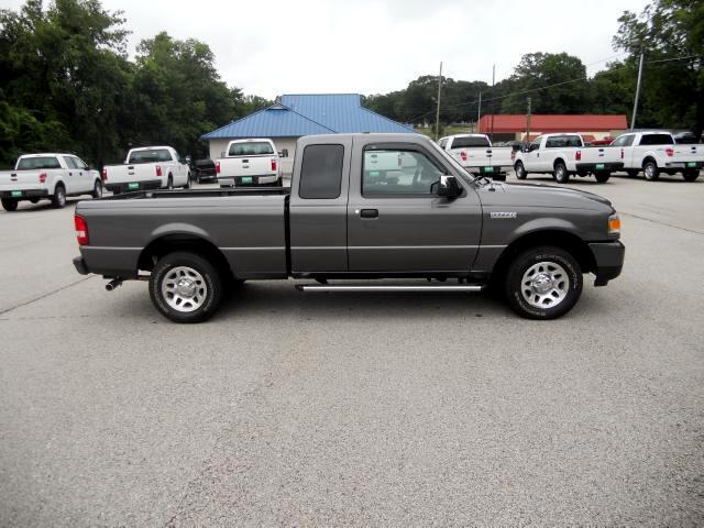 2011 Ford Ranger XLT SuperCab 4-Door 2WD