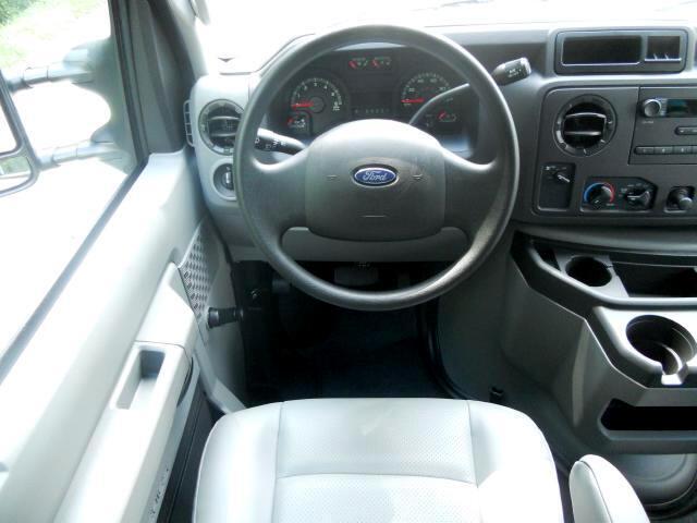 2012 Ford E-Series Van E-350 Super Duty Extended