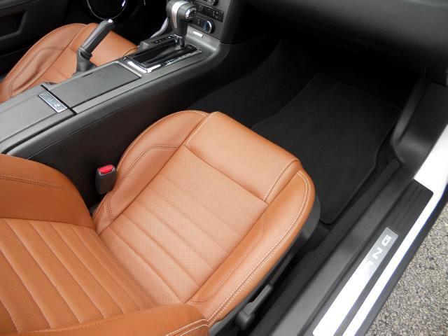 Ford Mustang Premium Convertible 2010