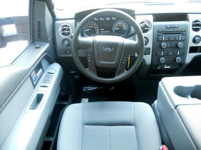 Ford F-150 XLT SuperCrew Short Bed 2WD 2012