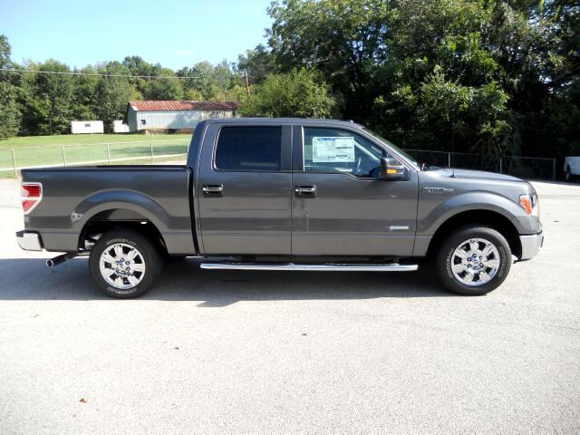 Ford F-150 XLT SuperCrew 5.5-ft. Bed 2WD 2012