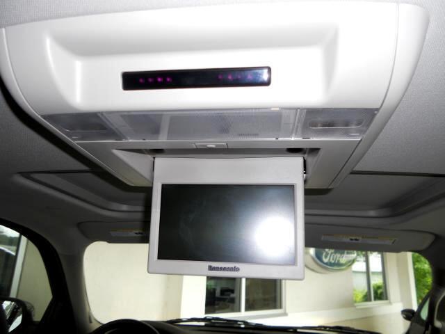 Chevrolet Tahoe LTZ 2WD 2011