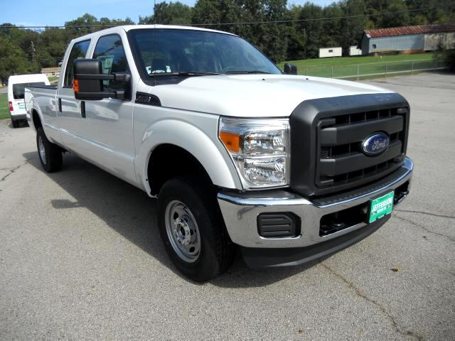Ford F-350 SD XL Crew Cab Long Bed 4WD 2012