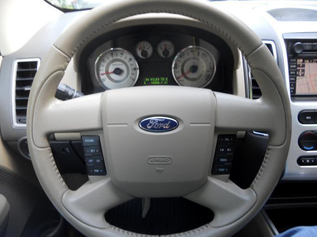 Ford Edge SEL Plus FWD 2007