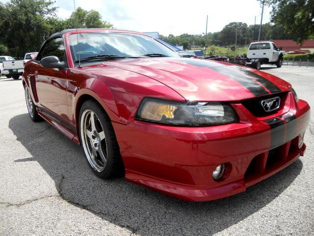 Ford Mustang Roush Convertible 2004