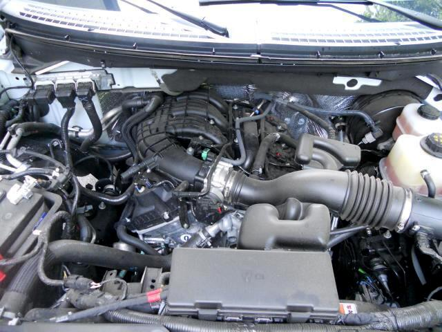 Ford F-150 XL Reg. Cab Long Bed 2WD 2012
