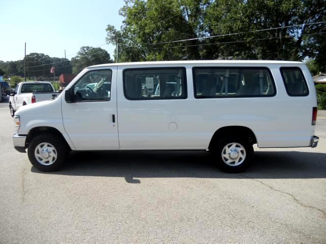 Ford E-Series Wagon E-350 XLT Super Duty Extended 2011